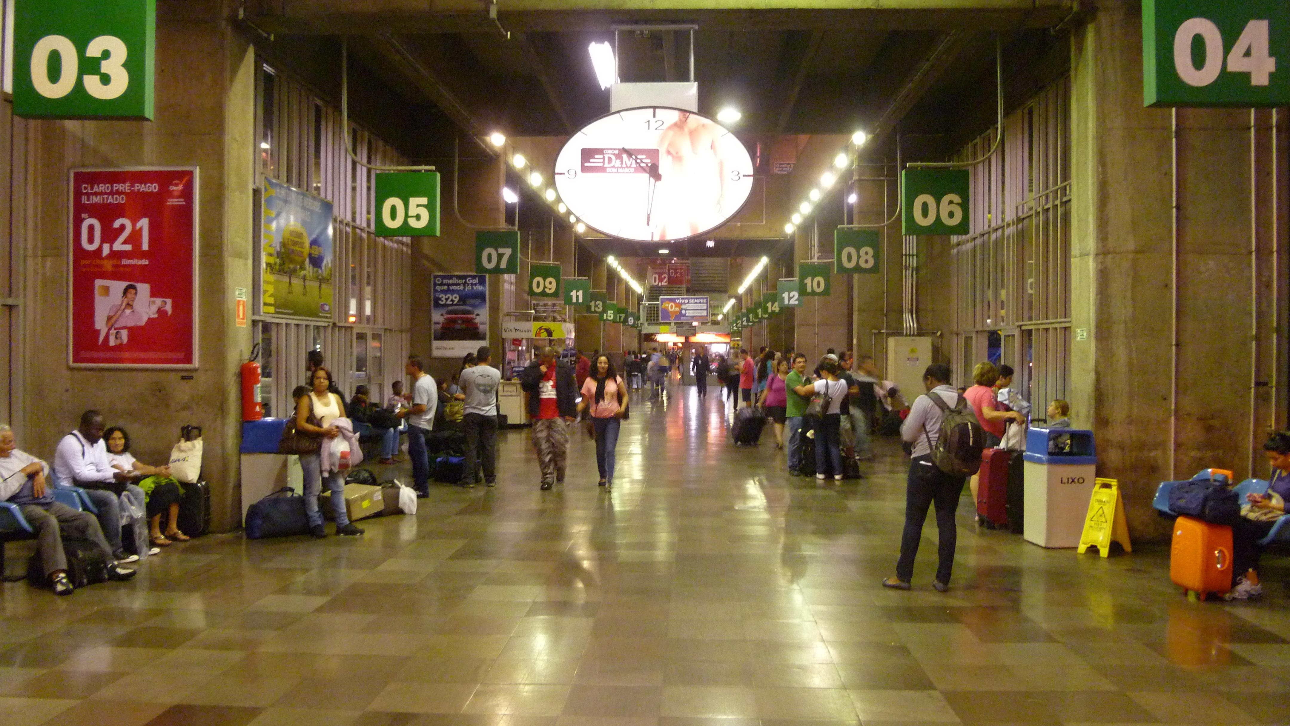 busbahnhof sao paulo groesser als ein airport
